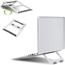 New listing Adjustable Foldable Laptop Stand Fr Desk Portable Notebook Riser Computer Holder