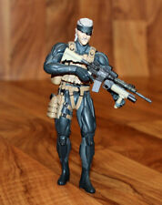 Metal Gear Solid Medicom 20th Anniversary Action Figure Snake MGS 4 Version