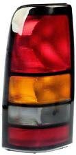 2004-2006 GMC Sierra Truck Tail Light New Left Driver 2007 Classic Except Dually