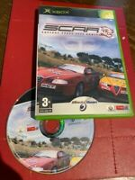 SCAR  - Alfa Romeo RPG Driving -  ORIGINAL XBOX GAME - Rare