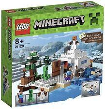 LEGO MINECRAFT 21120  La cachette dans la neige    NEUF