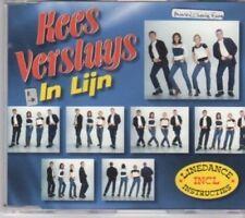 (AY563) Kees Versluys, In Lijn - 1999 CD