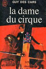 GUY DES CARS / LA DAME DU CIRQUE / POCHE