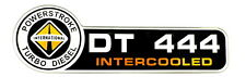 INTERNATIONAL DT 444 / 7.3 POWERSTROKE  FORD TRUCK FENDER EMBLEM