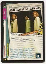 X-Files CCG PROMO Smoke & Mirrors #1 PR97-0006-SC1