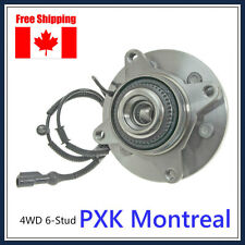 Front Wheel Bearing Hub Assembly Ford F-150 2009 2010 2011 4WD 6-Stud
