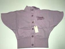 Diesel New Girls Kids Comfy Storm Logo Sleeveless Sweatshirt Sz: 5 Rtl: $59 Q417