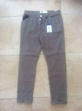 Mens Original FABRIC CASUALS Chino Trousers Jeans Sz 32 Waist 30 inch Leg BNWT