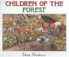 Children of the Forest, Elsa Beskow  NEW Book large size