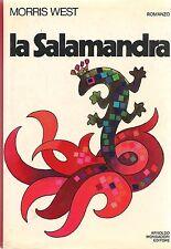 LA SALAMANDRA - MORRIS WEST - ED. RIZZOLI