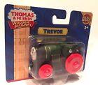 TREVOR Thomas Tank Engine Wooden Railway NEW IN BOX 2017