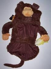 NWT Plush Monkey with banana dog Costume Size XX-Large XXL