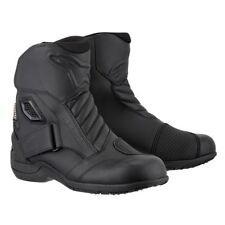 100% Leather Motorcycle Boots CE Approved