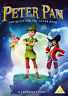 Peter Pan The Quest For The Never Book DVD NUOVO
