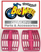 """Replacement Pink Pedals for The Original Big Wheel 16"""" Trike"""