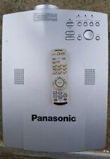Panasonic LCD Projector PT-L780U