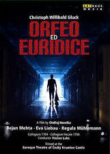 Orfeo ed Euridice (Baroque Theatre of Cesky Krumlov Castle) (DVD, 2014)