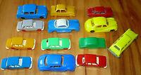 Modellauto Sammlung Groschenauto u.and. Stück 13 PKW Karmann Ghia VW Ford Opel