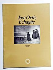 José Ortiz Echague Fotografia Italiana 1978 Spagna monografia Italo Zannier Josè
