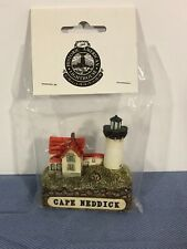 Lefton Lighthouse Collection Refrigerator Magnet Cape Neddick Maine New Sealed
