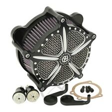 Modified Air Cleaner Intake Filter For Harley Softail Dyna Glide Rocker Touring