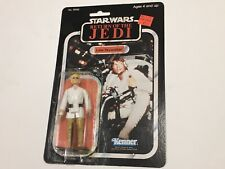 *STAR WARS * RARE!! 85 Kenner 1983 Star Wars ROTJ Luke Skywalker Gunner 77-back
