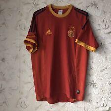 Spain Home football shirt 2002 - 2004 Adidas  Soccer Jersey Size M