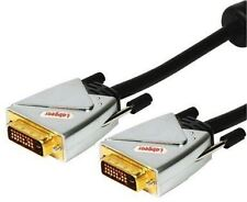 Labgear Premium 24K Gold Plated 3M DVI to DVI Cable [Accessory]