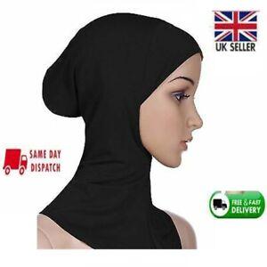Ninja Hijab Islamic Neck Cover Muslim Under Scarf WOMEN Cap Bone Bonnet