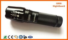 "NightGuard G800 Military Style Torch Exclusive to iNetshop ""FREE EXPRESS POST"""