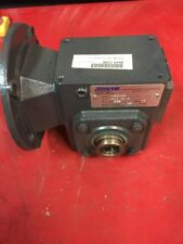 "MORSE/ RAIDER 175Q14OH WORM GEAR REDUCER 15:1 Ratio 1"" Output Diameter"