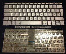 "CLAVIER QWERTY DANOIS tastatur DANSK PowerBook G4 Aluminum 15"" A1041 A1046 A1095"