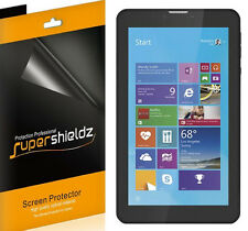 "3X SuperShieldz HD Clear Screen Protector For Trio Pro-7 7"" Quad Core Tablet"