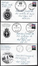 Canada 1990's Canadian Un Forces 7 Covers From Around The Globe Including Cyprus