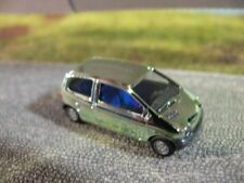 1/87 Herpa Renault Twingo grüngelb chrome in Faltbox