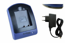 Cargador de red (USB) NP-BG1/FG1 para Sony Cyber-shot DSC-HX30 HX30V N1 N2 T20