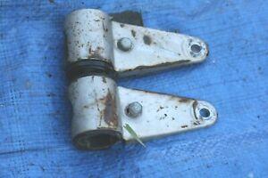1976 HONDA MR 175 OEM HEADLIGHT BRACKET'S