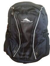 High Sierra Backpack Suspension Strap Laptop Black