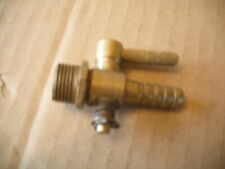 diesel fuel tap 3/8 BSP  for Lister CS Stationary Diesel Engine 6/1 8/1 5/1  NOS