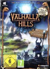 Valhalla Hills-Collector 's Edition-PC-tedesco-Nuovo/Scatola Originale