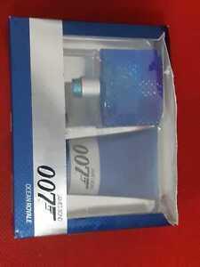 James Bond Ocean Royale Giftset 50ml Eau de Toilette + 150ml Shower Gel Damaged