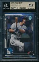 2016 Bowman Chrome Vending Corey Seager RC #150 BGS 9.5 Gem Mint Rookie Dodgers