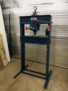 Dake 50H Hydraulic H-Frame Press for pick up in NE georgia #2