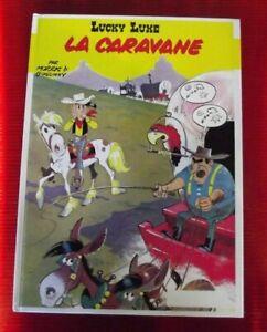 Lucky Luke la Caravane