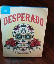 Desperado (Blu-ray Disc, SteelBook)NEW-Free S&H-Box Packing with Tracking