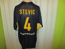 "Borussia Dortmund Nike Auswärts Trikot 99/00 ""s.Oliver"" + Nr.4 Stevic Gr.XL Neu"