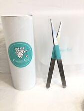 Origami Owl Supplies 5 Glass Jar Containers 2 Tweezers 1 Envelope for Tweezers