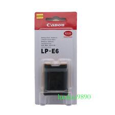 Genuine Original Canon LP-E6 battery EOS 5D2 5D3 7D 7D2 6D 70D 60D 60D