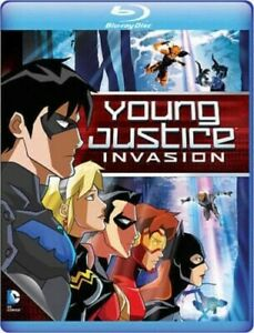 Young Justice: Invasion [New Blu-ray] Dolby, Digital Theater System