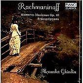 Sergey Rachmaninov - Rachmaninoff: Moments Musicaux, Op. 16; Transcriptions...